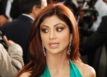 Shilpa Shetty turns Vegetarian