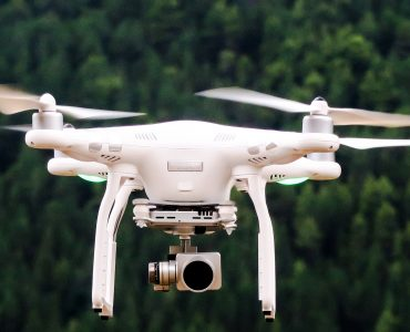 Drones to plant trees