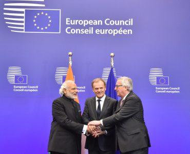 India EU Summit
