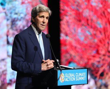 John Kerry US India climate