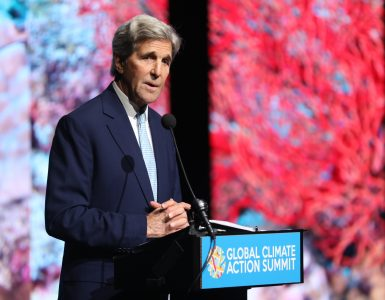 John Kerry US India climate