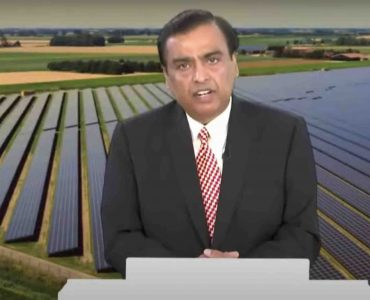 Reliance Green Energy Plans